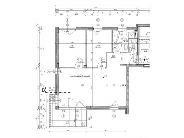 Eladó lakás 68m2 Budapest, XI. kerület Sashegy