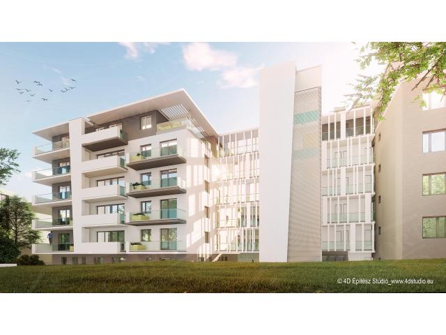 Eladó lakás 68.96m2 Budapest, XI. kerület Gazdagrét