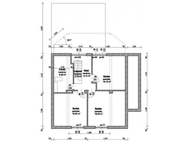 Eladó családi ház 200m2 Pest,  Kertváros