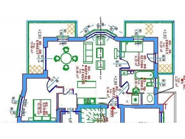Eladó lakás 88m2 Budapest, XI. kerület Sasad