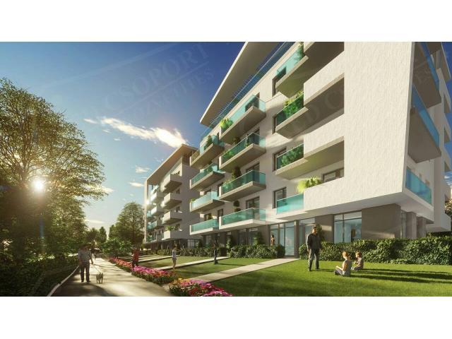 Eladó lakás 48.41m2 Budapest, XI. kerület Gazdagrét